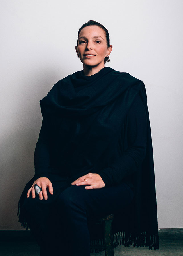 Adriana Benguela, arquiteta sócia do escritório Rosenbaum